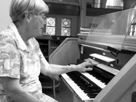 mary organ demonstration